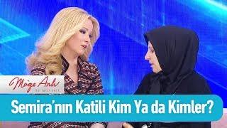 Semira'nın katili kim ya da kimler? - Müge Anlı ile Tatlı Sert 4 Mart 2019