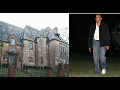 Download Youtube: OBAMA COULD BE FORCED OUT OF HIS DC MANSION AFTER REPULSED NEIGHBORS SAW WHAT HE DID!