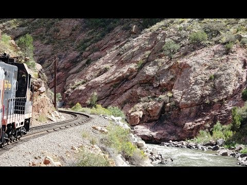 Royal Gorge Route Railroad – Simply Awesome - 4K