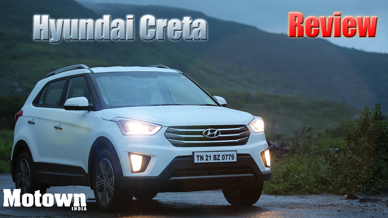 Hyundai Creta 2015 First Drive Road Test Review Motown India