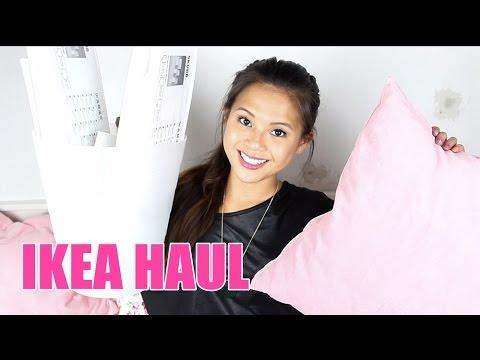 IKEA HAUL | Neue Sachen für mein ZIMMER! | DEKO & KRIMAS KRAMS!