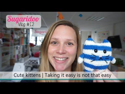 It's hard to take it slow & some cute kittens :) | Sugaridoo vlog 12