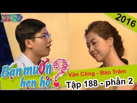 Chàng trai dùng giọng hát thể hiện chân tình với bạn gái   Văn Công - Bảo Trâm   BMHH 188