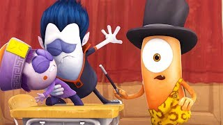 Funny Animated Cartoon | Spookiz | What Have I Done?!  | 스푸키즈 | Kids Cartoon | Videos for Kids