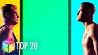 ТОП 20 иностранных песен (3 мая 2017)
