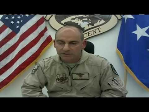 NATO News w/ CC: 09-13-16. Air Force Central Commander Updates on Counter-ISIL.