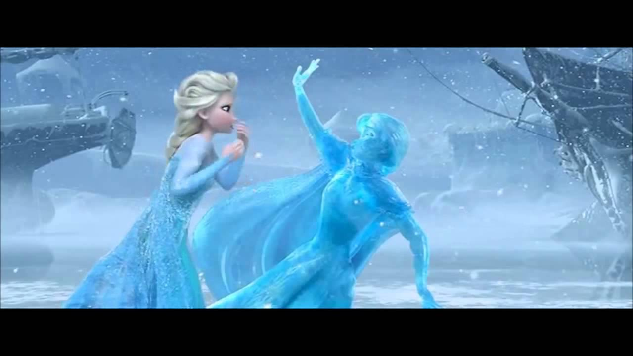 Anna Saves Elsa Frozen Dvd Blueray Youtube