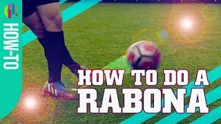 How to do the Rabona | Football Tricks