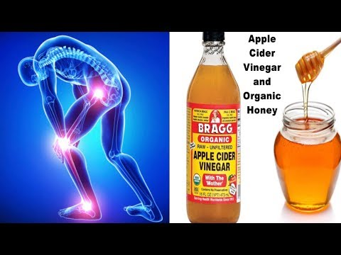 Apple Cider Vinegar Cured Me of Excruciating Arthritis in Two Weeks!
