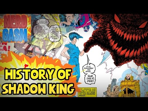Who is the Shadow King? | History of the Shadow King | Marvel Legion Season 1