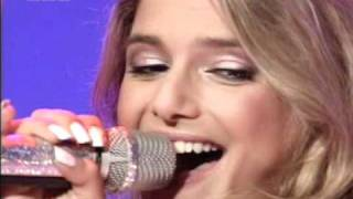 Jeanette Biedermann - Right now (LIVE @ TOTP)