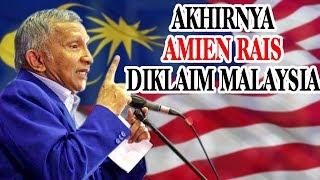 NETIZEN B3RS0RAK MALAYSIA KLA1M AMIEN RAIS SEBAGAI WARG4NYA