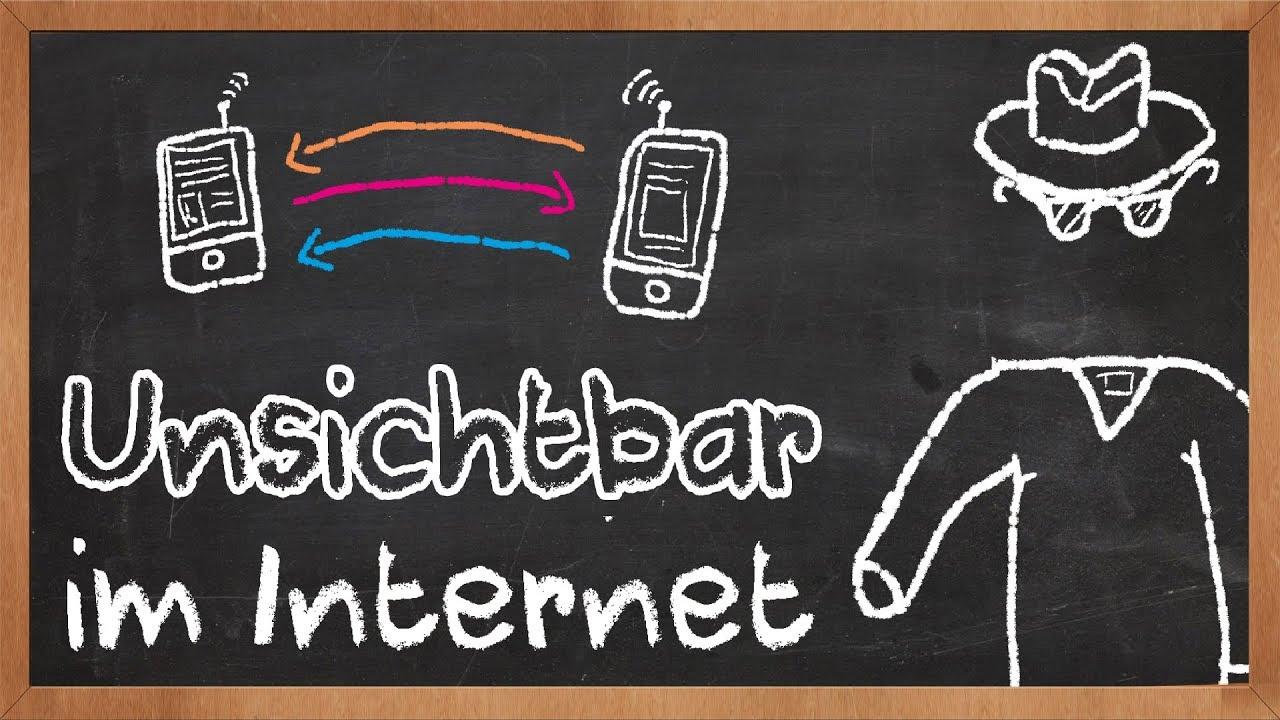 Ich möchte über das Internet wissen