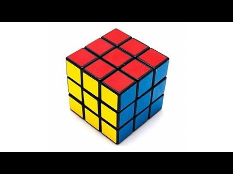 Как собрать Кубик Рубик 3х3? | Самая простая схема сборки Кубика Рубик