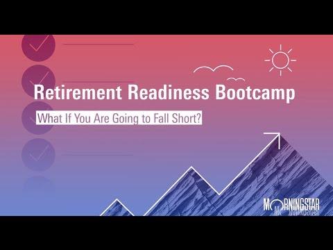Bridging a Retirement Shortfall