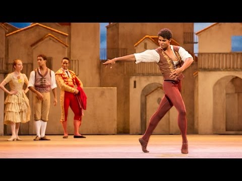 Carlos Acosta on Don Quixote and advice for young dancers (T