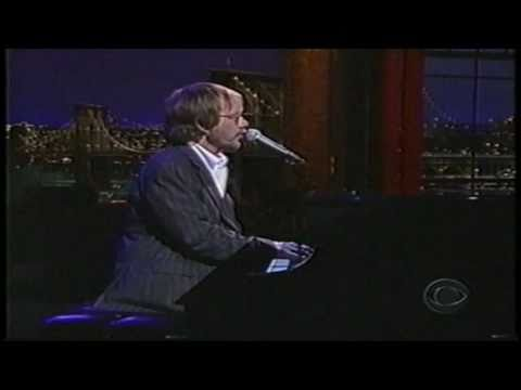 Warren Zevon - Roland The Headless Thompson Gunner - His Last David Letterman Show - Part 4/4 (HD)