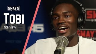 Tobi Raps Live + Breaks Down Lyrics on Sway in the Morning