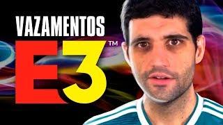 The Last of Us 2 gameplay, NOVO Playstation 4 PRO 2.0 e Halo 6 vazamentos PESADOS da E3