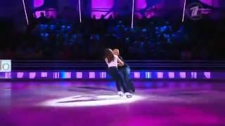Шоу Ледниковый период 2013  7 й выпуск  Катерина Шпица и Максим Ставиский