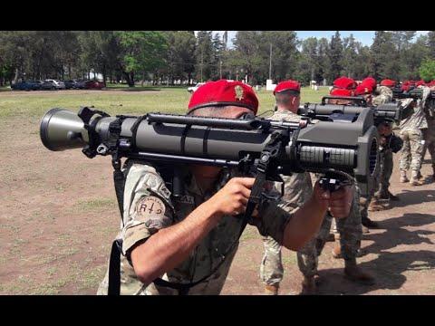 Ejército Argentino En Cifras - De Blindados Y Otras Armas