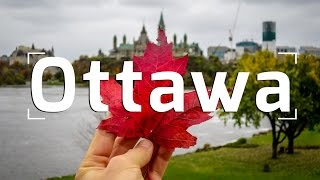 OTTAWA: CANADA'S COOL CAPITAL