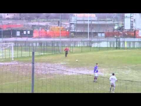 Sean Giannelli 6th goal for Arezzo