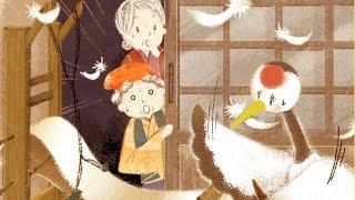 【絵本】つるのおんがえし(鶴の恩返し)【読み聞かせ】日本昔ばなし