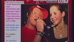 Pulssi-viihdeohjelma Jaajon juontamana Kankaanpäästä 2003.