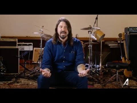 Foo Fighters Dave Grohl On the Guns N' Roses & Nirvana Feud, Axl Rose & Kurt Cobain!