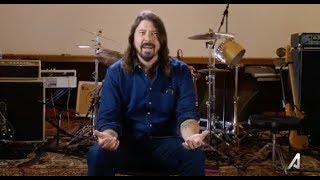 Foo Fighters Dave Grohl On the Guns N' Roses & Nirvana Feud, Axl Rose & Kurt Cobain!