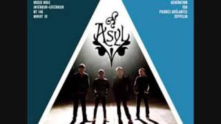 """Asyl Rock français album """"petits cauchemars entre amis"""""""