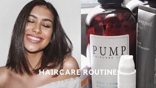 My Cruelty Free Haircare Routine!   Emma Papatzanaki