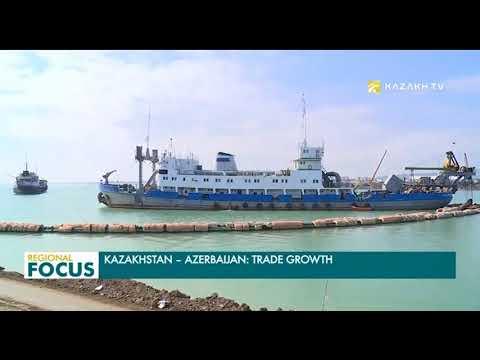 Kazakhstan-Azerbaijan: Trade growth