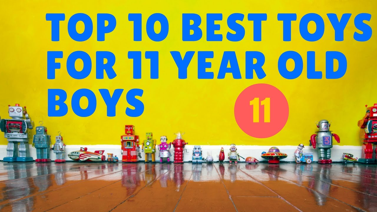 10 Best Toys For 11 Year Old Boys 1⃣1⃣☑️