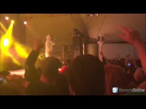 Hedley kicks off Harbourfest