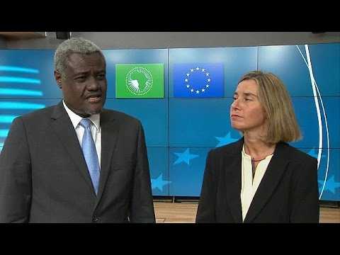 Migrant weary EU promises to change relations with Africa