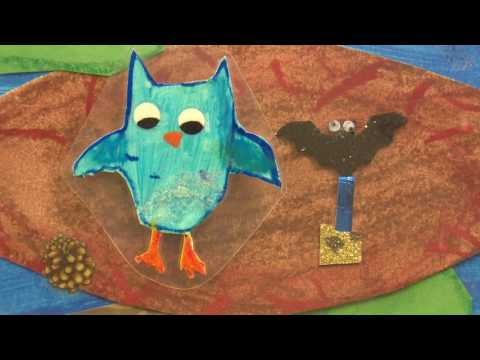 Ella Owl Learns a Lesson | Milwaukee PBS Kids Writers Contest 2017