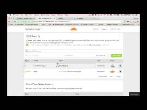 Selling online in 30min with Shopify - Part 9 - Use Your Own Domain with Shopify