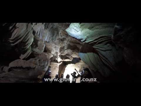 Glowing Adventures - Waitomo Glow Worm Cave Tours, New Zealand