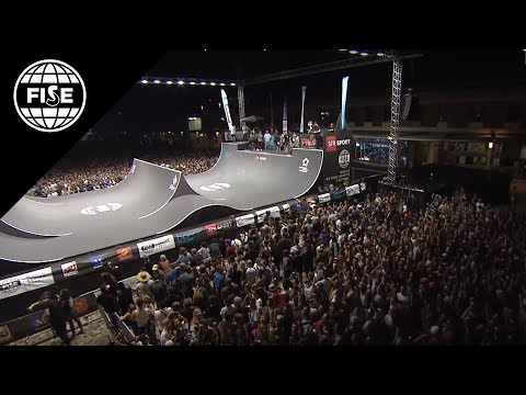 Highlights SFR Sport BMX Freestyle Spine Ramp - FISE Montpellier 2017