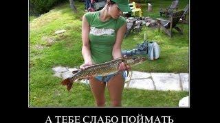 Демотиваторы о рыбалке 5