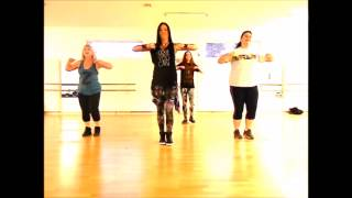 Zumba®/Dance Fitness- *Cha Cha Song*(English Version)