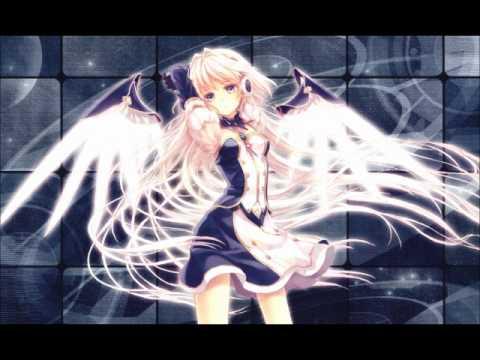 Wallpaper Anime Cute Angel Nightcore God Is A Girl Remix Youtube