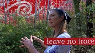 Florida Trail: Leave No Trace Training on Econfina Creek