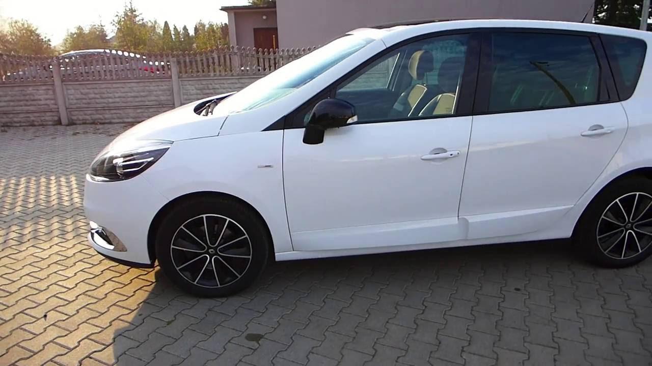 Renault Scenic 1 6 Dci 2012 Bose