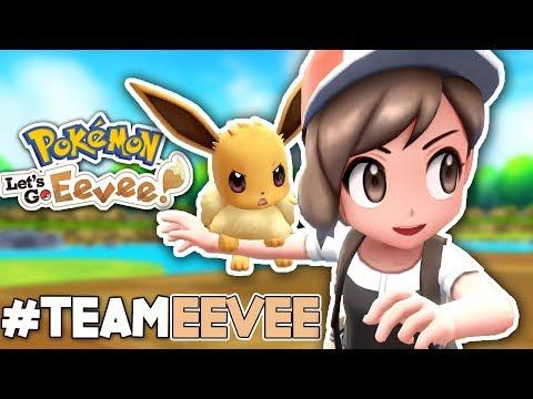 Top 10 Reasons I'm On Team Eevee | Pokemon Let's Go