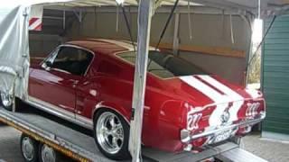 Ford Mustang 1967 fastback bigblock