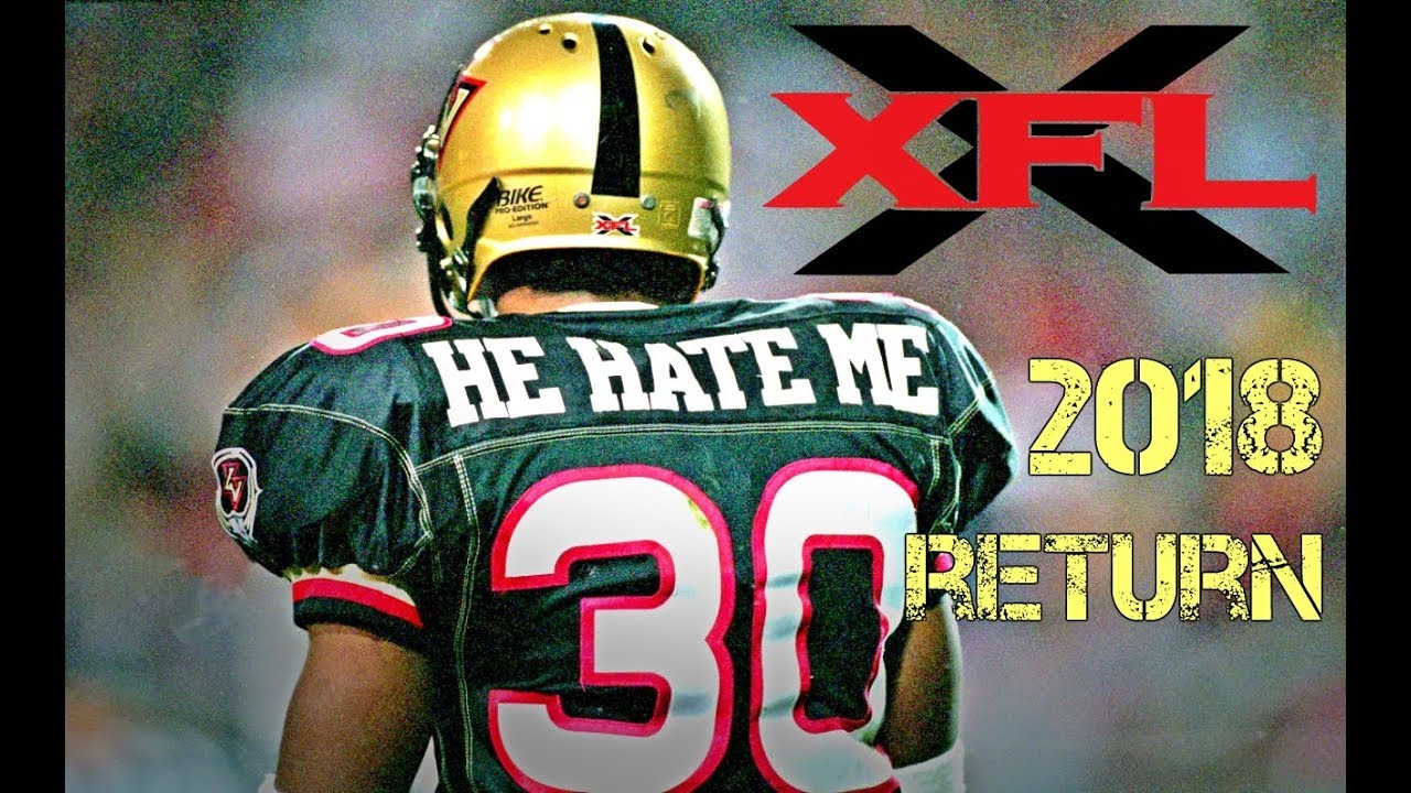 XFL Ultimate Highlights | 2020 Return Hype |