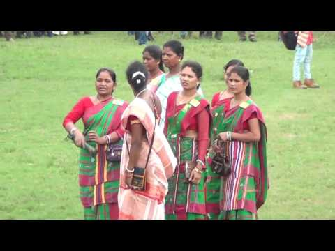 9 August 2016, World indigenous Day, Jamshedpur, Part- 1